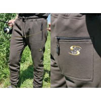 Рибарски панталон Carp Spirit Green Joggers