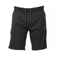 Къси панталони Fox Collection Balck Orange