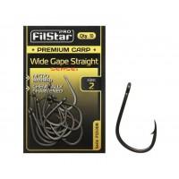 Шаранджийски куки F1253DB Premium Carp Wide Gape Straight