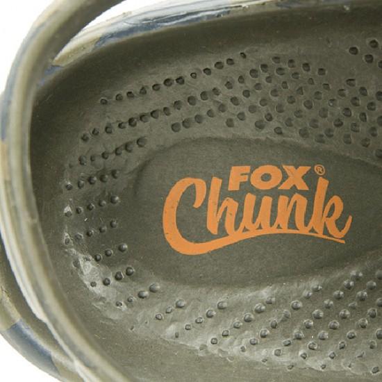 Сандали за риболов Fox Chunk Camo Clog