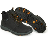 Боти за риболов FOX COLL BLACK ORANGE MID BOOT