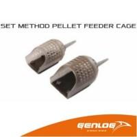 Фидер Genlog Set Method Pelet Feeder Cage