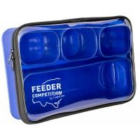 Рибарска кутия за стръв CZ EVA Bait Box Set