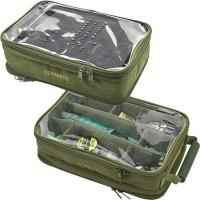 Trakker NXG Tackle and Rig Pouch - чанта за рибарски аксесоари и поводи