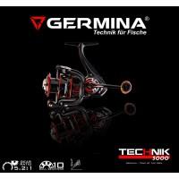 Макара Germina Reel Technik 3000