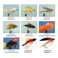 Английски мухи за риболов - СТРИМЕРИ