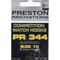 Preston Innovations Competition Match Hooks PR 344