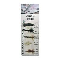 Изкуствени мухи за риболов Dry Sedges