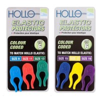 Preston Hollo Elastic Protectors
