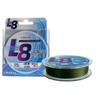 Плетено Влакно Lazer PE L8
