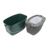 Кофа за жива стръв PLASTILYS - 7 литра
