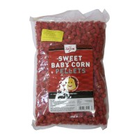 Пелети Sweet Bady Corn Pellets Strawberry