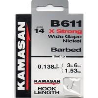 Kamasan B611 - Вързани Куки