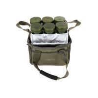 Trakker NXG Bait Bag Термо чанта с шест бурканчета