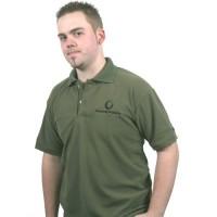 Тениска с къс ръкав и яка GARDNER