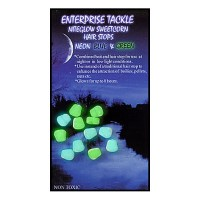 Enterprise Tackle Nightglow Sweetcorn Hair Stops