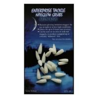 Изкуствен бял червей - Enterprise Niteglow Grubs