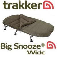 Trakker Big Snooze + Wide Sleeping Bag