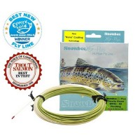 SNOWBEE XS Plus Thistledown Floating Fly Line WF 2/5