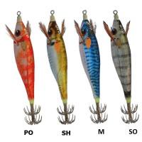 Калмарка DTD Real Fish Bukva