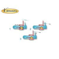Инструмент за връзване на клупове Stonfo