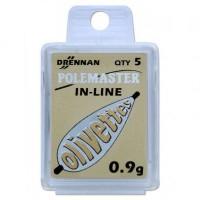 Drennan Polemaster In Line Olivettes