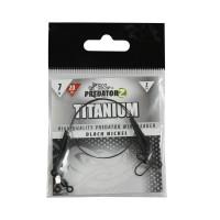 Carp Zoom Predator - Z Titanium Wire Leader