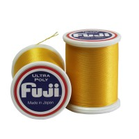 Golden rod Fuji ultra poly thread