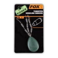 Стопери Fox Tungsten Hooklink Sinkers