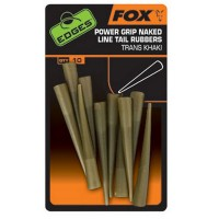 Fox P/Grip Naked Line Tail Rubbers