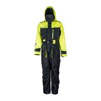 Плуващ костюм  Westin W3 Flotation Suit Jet Black Lemon