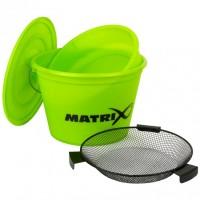 Комплект Кофа и Сито Matrix Lime Bucket Set
