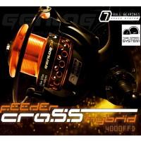 Genlog Feeder Gross Hybrid - Макара за фидер риболов