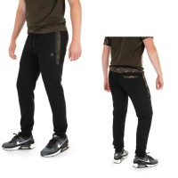 Спортен панталон Fox Black / Camo Jogger