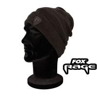 Плетена шапка Rage Grey Beanie