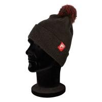 Плетена шапка Fox Rage Grey Bobble