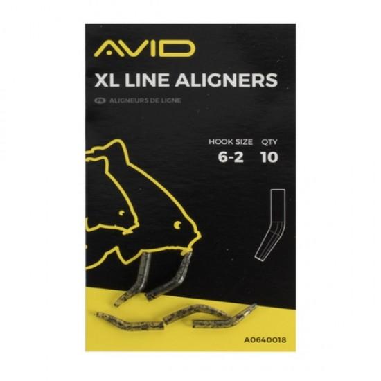 Шлаух - алайнер Avid Carp Outline XL Line Aligners