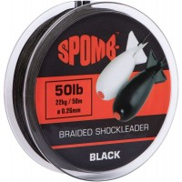 Повод SPOMB Braided Shockleader - 50 метра