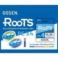Влакно Плетено Gosen Roots PE X4