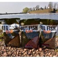 Пелети за риболов Dynamite Baits Big Fish River - Cheese & Garlic pellet