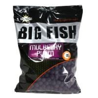 Протеинови топчета за шаран Dynamite Boili Mulberry Plum Hi-Attract