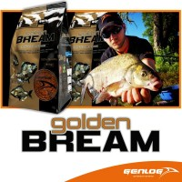 Захранка Genlog Golden Bream - 3кг